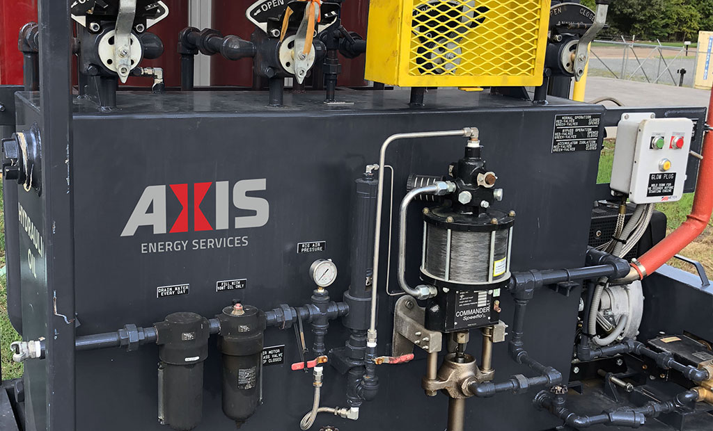 Axis Offers Pressure Control Equipment Rentals Including BOP Rentals