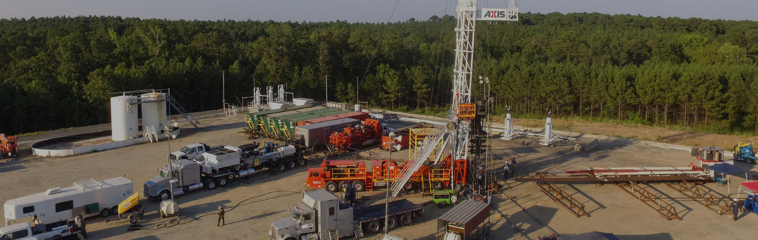 A Revolution In Well Services | Axis Energy Services