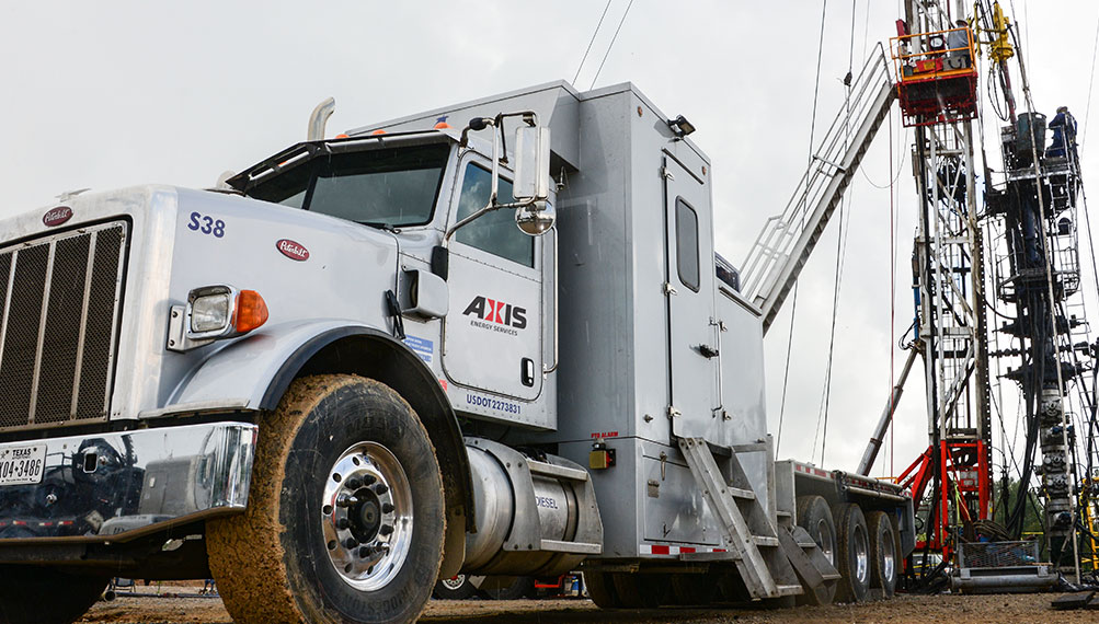 Axis Operates State-of-the-Art Equipment for Snubbing Services