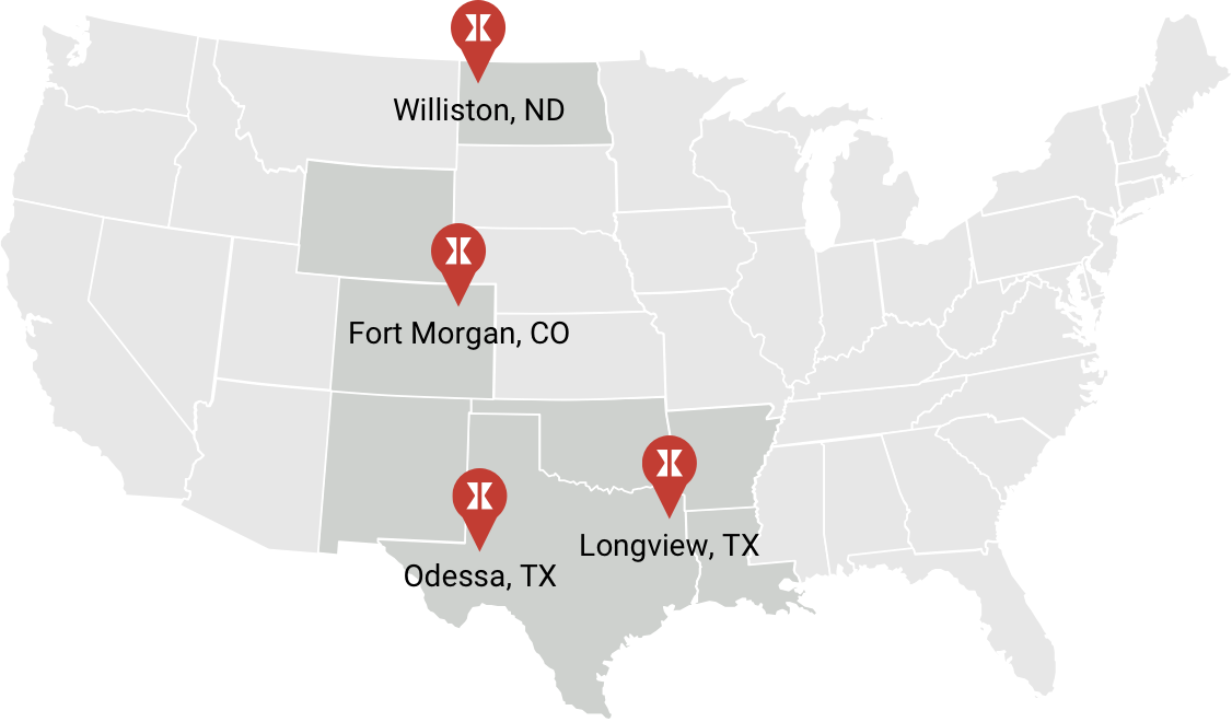 Axis Provides Well Servicing in the Ark-La-Tex, Bakken, Permian, Rocky Mountain and SCOOP/STACK Regions