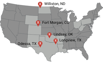 Axis Provides Completion and Workover Services in Major U.S. Oil and Gas Basins