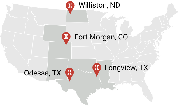 Axis Provides Well Completion Services in Major U.S. Oil and Gas Basins